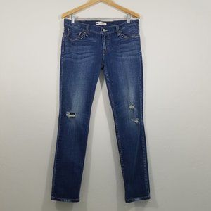 Levi's 524 Too Superlow Jeans Size 10/12/14